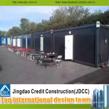 Customized Flat System Container House