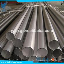 GB9787 2B y tubería redonda de acero inoxidable AIS304L recocida
