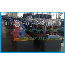 Línea de producción de tubos con costura Longitudinal de alta frecuencia ZGSY