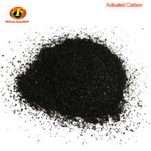Carbón activado de cáscara de coco granular yodo alto para el tratamiento de agua potable
