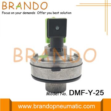 DMF-Y-25 Пылесборник Импульсный струйный клапан