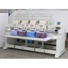 4 Вышивальная машина с головной крышкой Вышивальные машины Tajima Wy904c