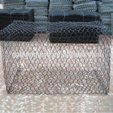 PVC coated gabion wire mesh anping supplier