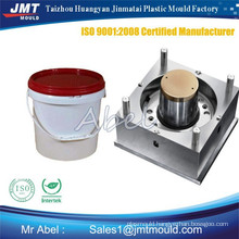 Manufacturing bucket plastic injection moulding