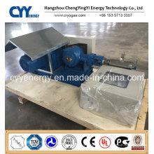 Cyyp 71 Uninterrupted Service Large Flow and High Pressure LNG Liquid Oxygen Nitrogen Argon Multiseriate Piston Pump