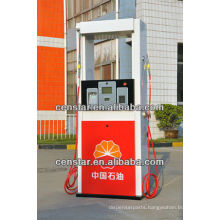 CSJQD3S international standard cng dispenser with Germany E+H flow meter