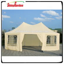 Выскочить свадьба палаток с окном сад открытый непромокаемые ткани беседка
