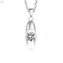 Vintage necklaces top quality platinum plated necklace chains with crystal