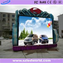 P4.81 pantalla de panel de pantalla LED a todo color interior fábrica