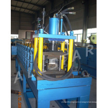 Galvanized steel stud and track machine