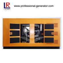 Звуконепроницаемый дизельный генератор мощностью 280 кВт с 6 цилиндрами