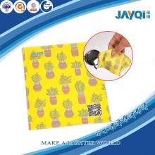 Microfiber Digital Printed Glasses Cleaning Cloth