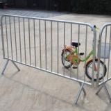 Pedestrian Safety Barrier , temporary pedestrian barriers