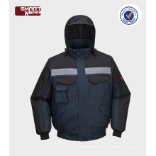 Workwear Winter Pilotjacken von China Manufaktur