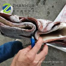 Seafrozen Giant Squid Tube Mit Flügel Ausgenommen Pota Tintenfisch