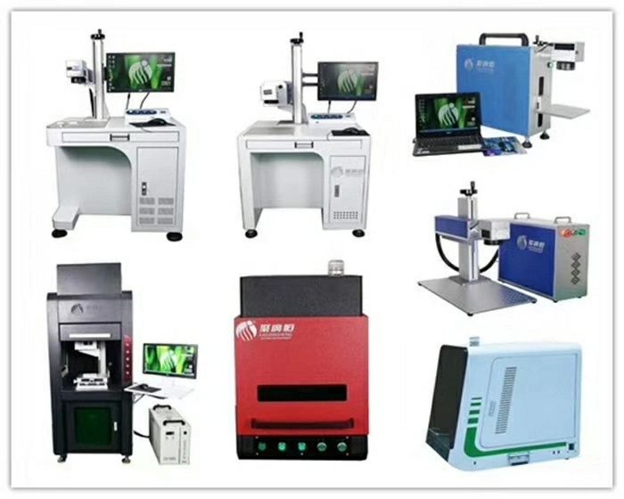 50W CO2 Laser Marking Machine for Wood