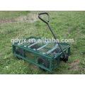 Циндао высокое качество тяжелых сад Корзина 4 колеса TC1841