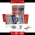 Die besten 555 Poker Spielkarten (YM-PC09)