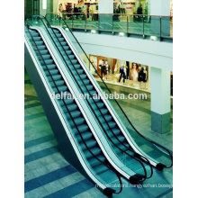 Escalator for shopping malls, subways and airports