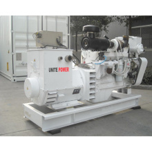 Alta calidad 400kw CUMMINS Engine Marine Genset