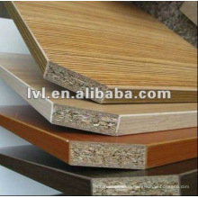 best quality laminated particle board 1220*2440*18mm