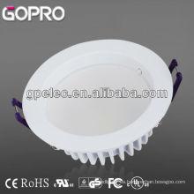 10W LED downlight 3 años de garantía 800lm