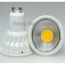 Projecteur LED 90 degrés GU10 5W 500lm