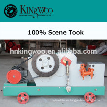 Cortador de barra de ángulo de la maquinaria de barra de acero de refuerzo 4KW GQ50