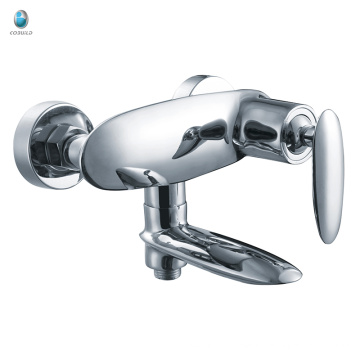 СКП ванной кран латунь хром душ смеситель кран цены