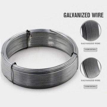 Heißer Verkauf Galvanisierter Eisen-Draht mit niedrigem Preis