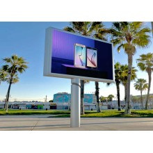 High Grayscale  LED Display for Commercial