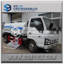 Camion de Sprinckle d'eau de camion de réservoir d'eau d'Isuzu 4 * 2 5000L