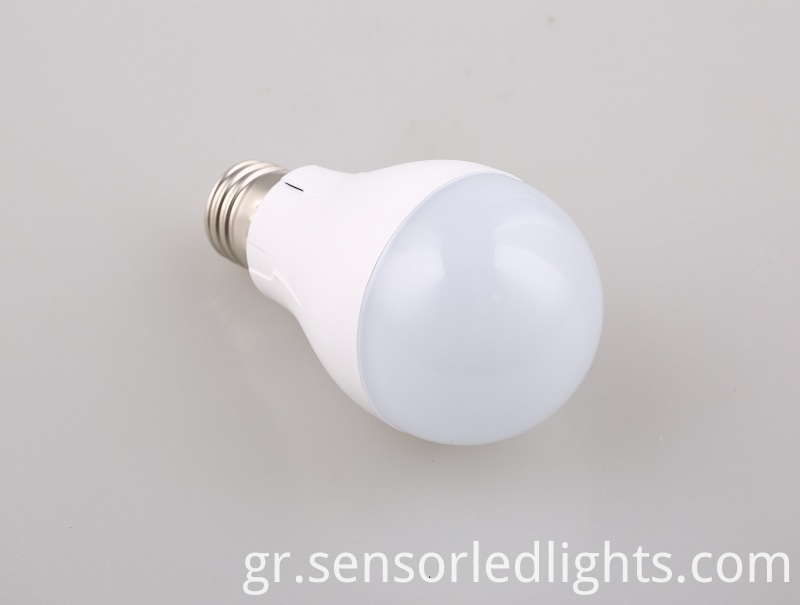 4w led sensor bulb light