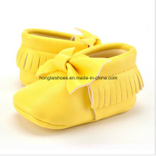 Modelos de la PU: Zapatos interiores del niño del bebé 10