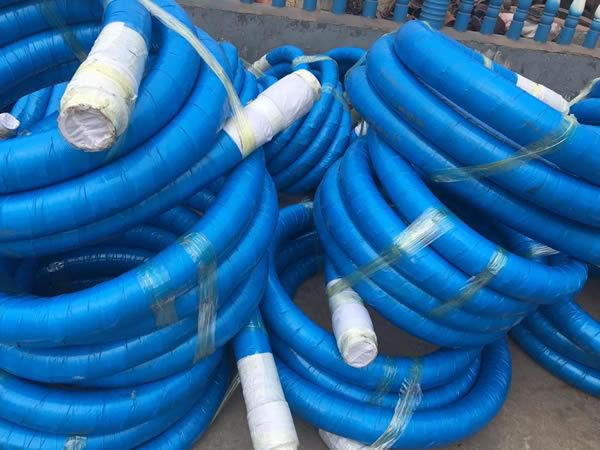 Concrete Pump Rubber End Hose