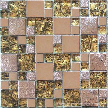 Mosaic Tile / Metal Mosaic (SM209)