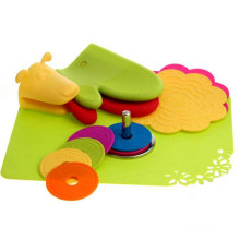 Atoxic and Eco Friendly Silicone Rubber Kitchen Sets