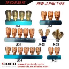 Patent Design Air Quick Coupler Kit