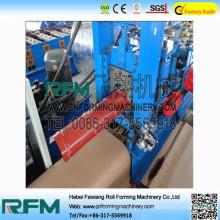 FX de acero de azulejos de baldosas de techo de metal ridge cap roll formando la máquina