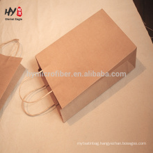 hot sale convenient kraft paper bag