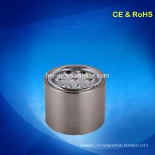 Размер выреза 130 мм настенный светодиодный потолочный светильник
