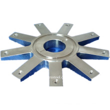 5axis Anodizing CNC Aluminum Machined Parts