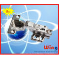 zinc pressure die casting products parts motor housing for machine