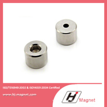 Customized NdFeB Ring Permant Magnet for Industry