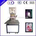 Soldador de plástico de alta frecuencia para la soldadura de PVC PET