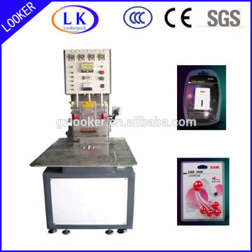 High frequency plastic welder for PVC PET welding