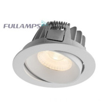 10W diammable led Down light,application for interior decorative