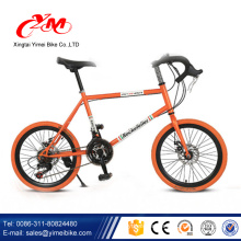 20 Inch hi-ten steel single speed fixed gear for kids/wholesale bicycle fixed gear cheap price