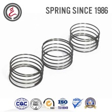Small Wire Steel Compression Spring with Black Finish