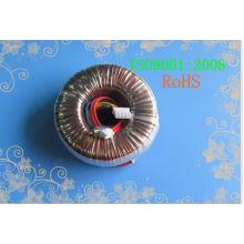Vente chaude 24 V DC transformateur toroïdal